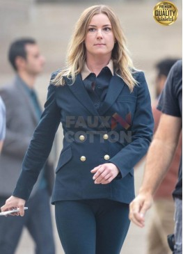 The Falcon and the Winter Soldier Sharon Carter Blue Blazer