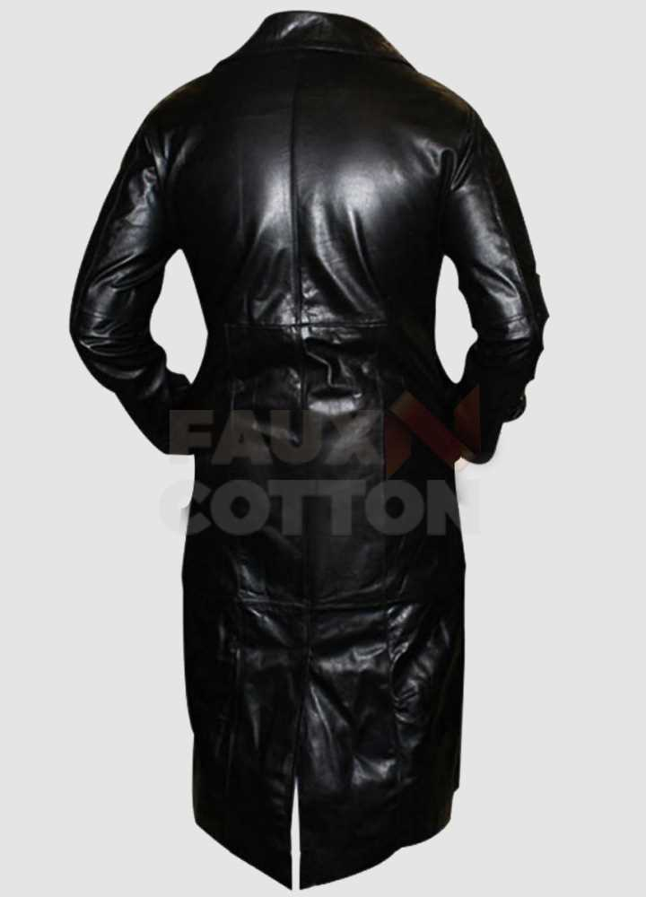 Van Helsing Hugh Jackman Trench Coat Costume