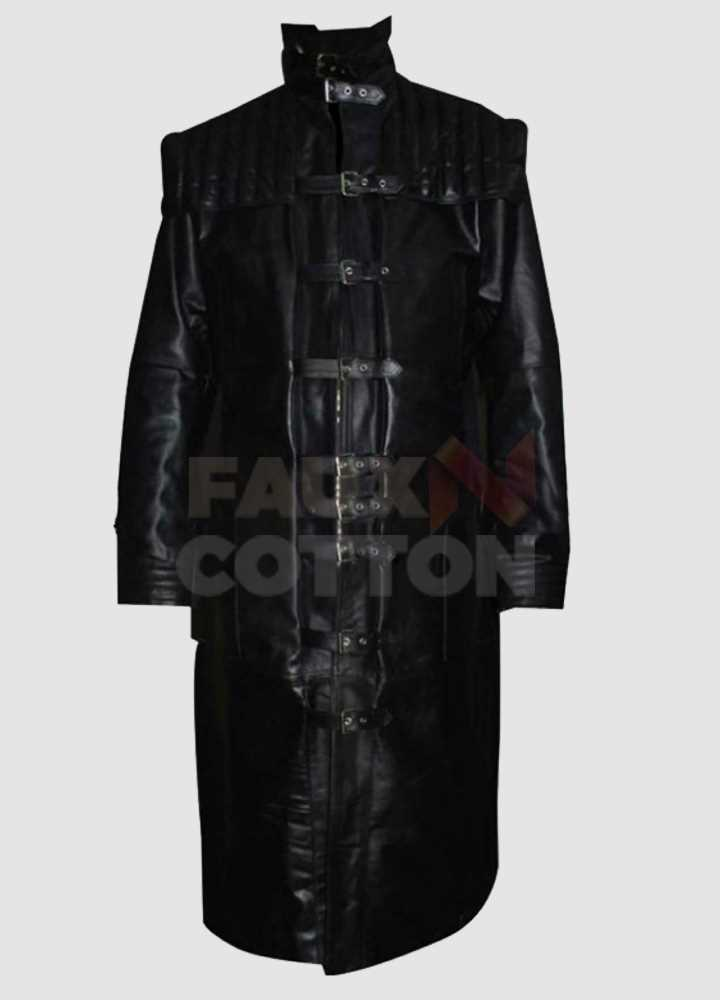 Van Helsing Hugh Jackman Trench Coat Costume